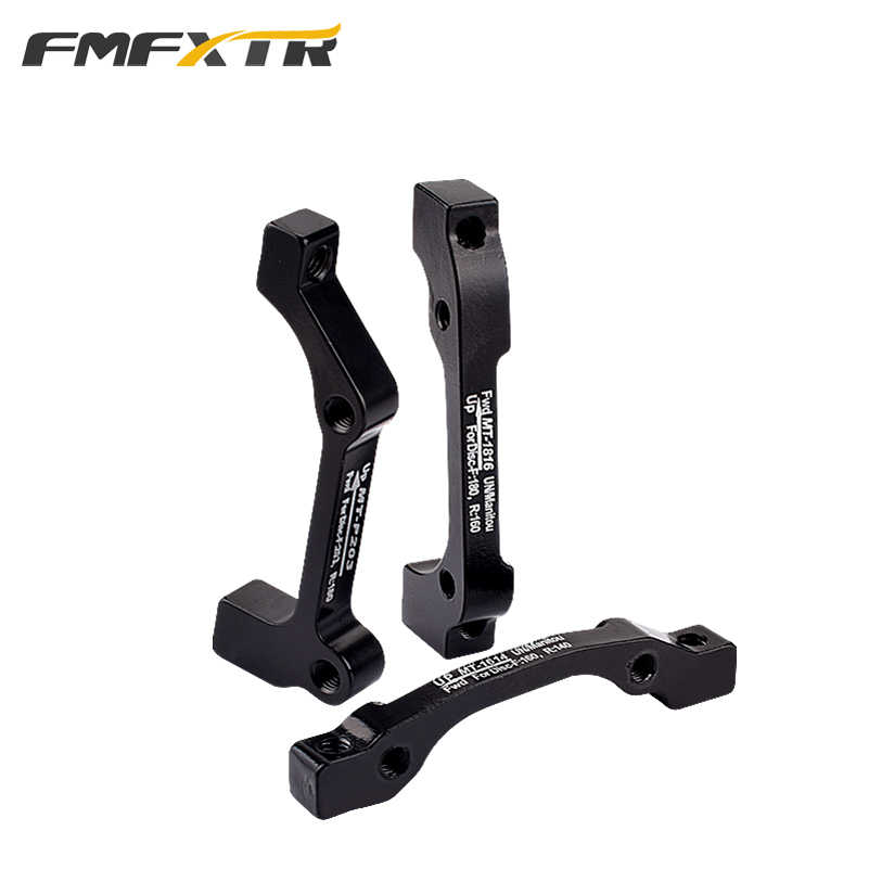 Ultralight disc brake rear adapter 203mm is Frame Seatpost Clamp PM
