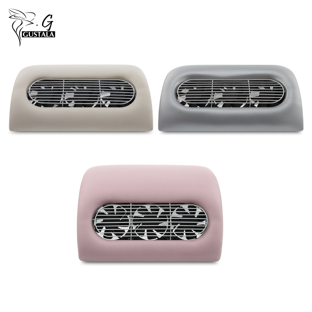 High Quality Nail Dust Suction Cleaner Beauty Salon Equipment Collector Suction Nail Tools Art Manicure Machine Cleaning Device
