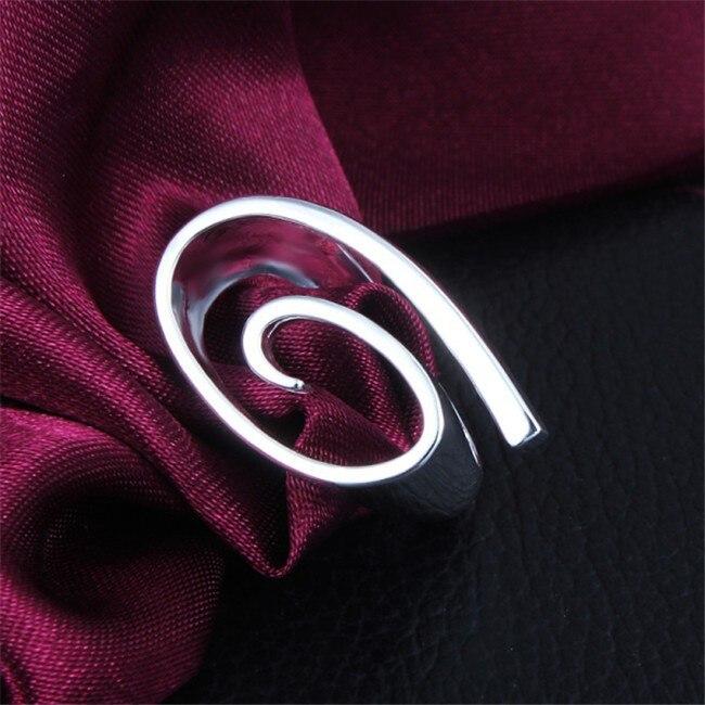 особистість дизайн срібло пальця - Модні прикраси - фото 5