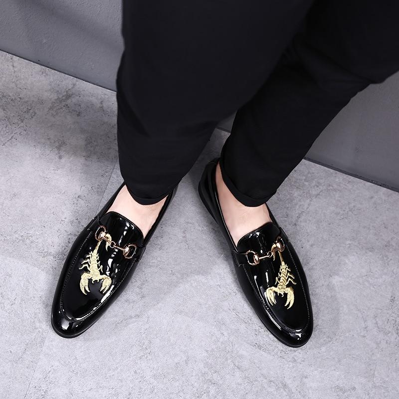 Новые рубашки RUIDENG людей одевают - Мужская обувь - Фотография 3