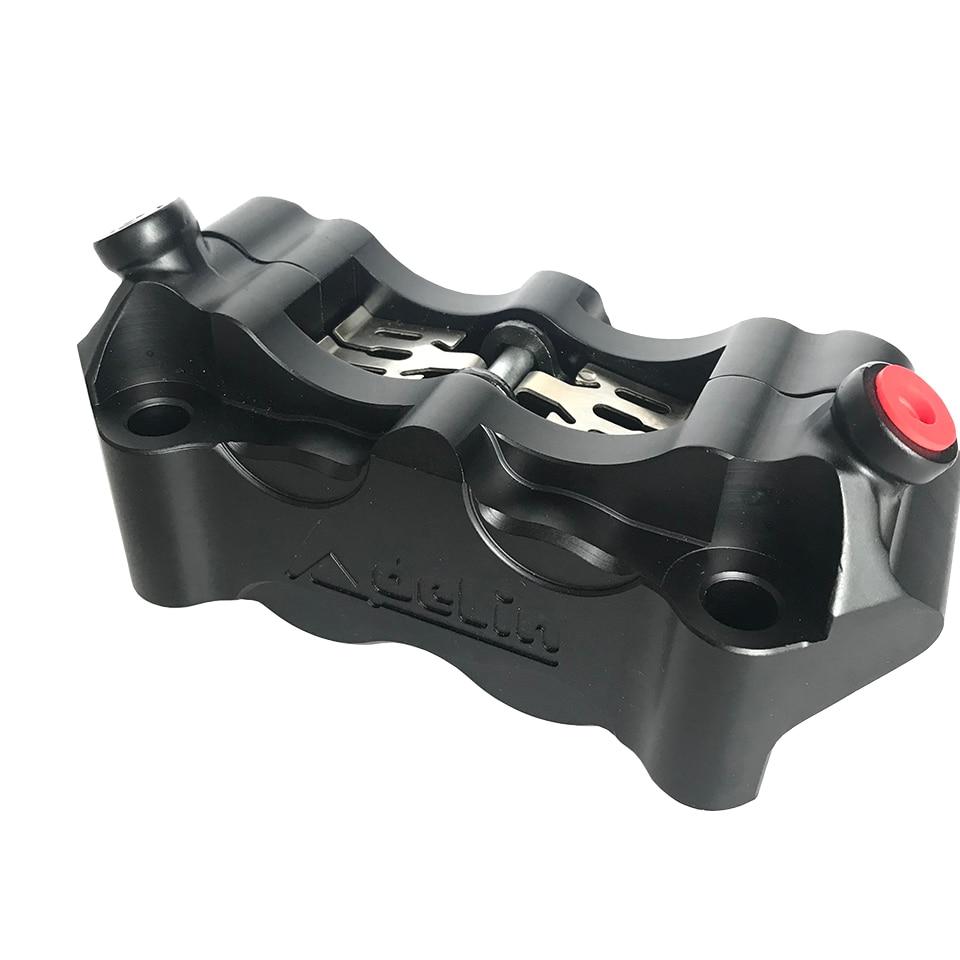 Motorcycle universal modification 4 piston ADL 12 HF2 Brake calipers BWS RSZ CNC rear brake motorcycle