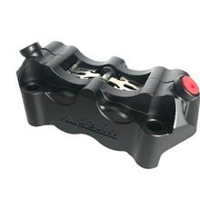 Motocykl uniwersalna modyfikacja 4 tłok ADL-12 HF2 zaciski hamulcowe BWS RSZ CNC tylne hamulce motocyklowe części duże promieniowanie