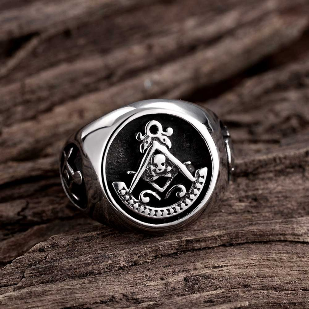get cheap masonic ring skull aliexpress