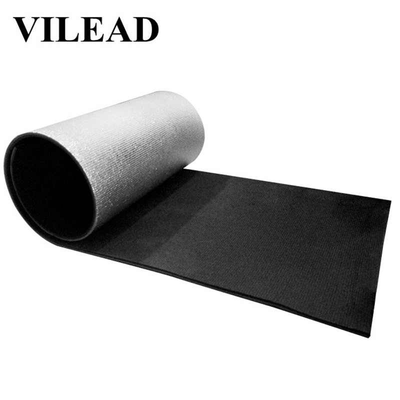 VILEAD Ultralight Camping Mat 185*55*1.3 cm Yoga mat Lightweight IXPE Aluminum film Foam Folding Sleeping Pads Camping Hiking-in Camping Mat from Sports & Entertainment