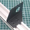1 pcs aluminium Y motor mount voor AM8/Anet 3D printer metalen Y stappenmotor mount 2040 v- slot
