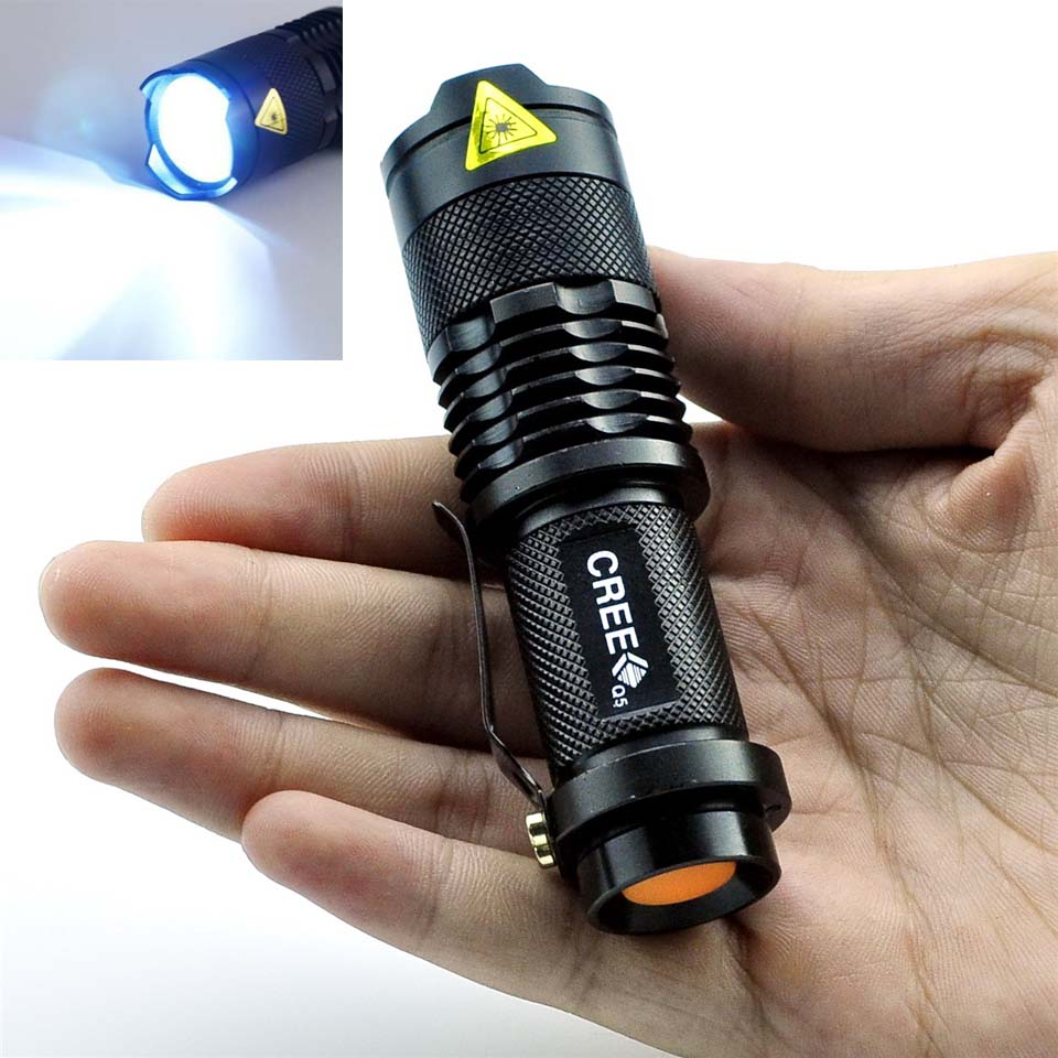 2000Lm CREEQ5 Flashlight Tactical Powerful Led Flashlight Linternas Luzes Light Torch Zaklamp Taschenlampe Torcia Mini Lanterna