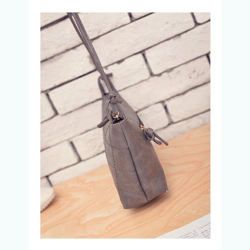 moda satchel crossbody pequeno bolsa Exterior : Nenhum