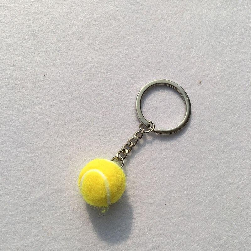 20 pcs Resina mini bolas de tênis