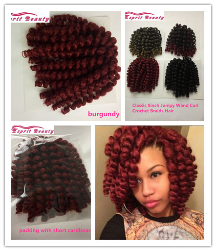 Freetress Synthetic Hair Wand Curl Bohemian Bounce Twist ...