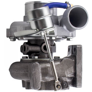 Image 5 - GT2871 T25 4 BOLT FOR NISSAN SR/CA S13/S14 240SX 5 BOLT FLANGE TURBO CHARGER gt28 Com A/R .60 turbine A/R .64 T25 T28 oil water