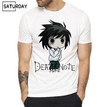94b7087fd9 Death Note T Shirt-Acquista a poco prezzo Death Note T Shirt lotti ...