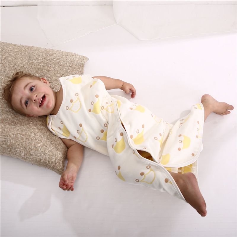 80 * 45cm BabySack Cotton Summer Baby Thin Toddler Sleeping Bag Summer Kids Newborns Sleepsack Saco De Dormir Para Bebe turbulette