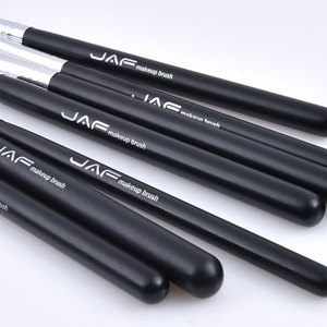 Image 5 - JAF Brand 7pcs Eyeshadow Brushes for Makeup Classic 100% Natural Animal Hair Eye Shadow Blending Make Up Brush Set JE07PY