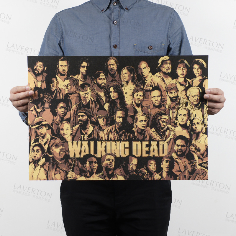 font-b-the-b-font-font-b-walking-b-font-font-b-dead-b-font--us-tv-series-kraft-paper-bar-poster-retro-poster-decorative-painting-51x355cm-free-shipping