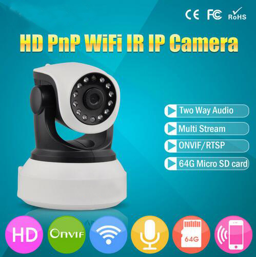 HD IP Smart Camera 960P WiFi Wireless IP Camara Video Night Vision Infrared IR-CUT 1.3MP Home PTZ IP Camera Yoosee