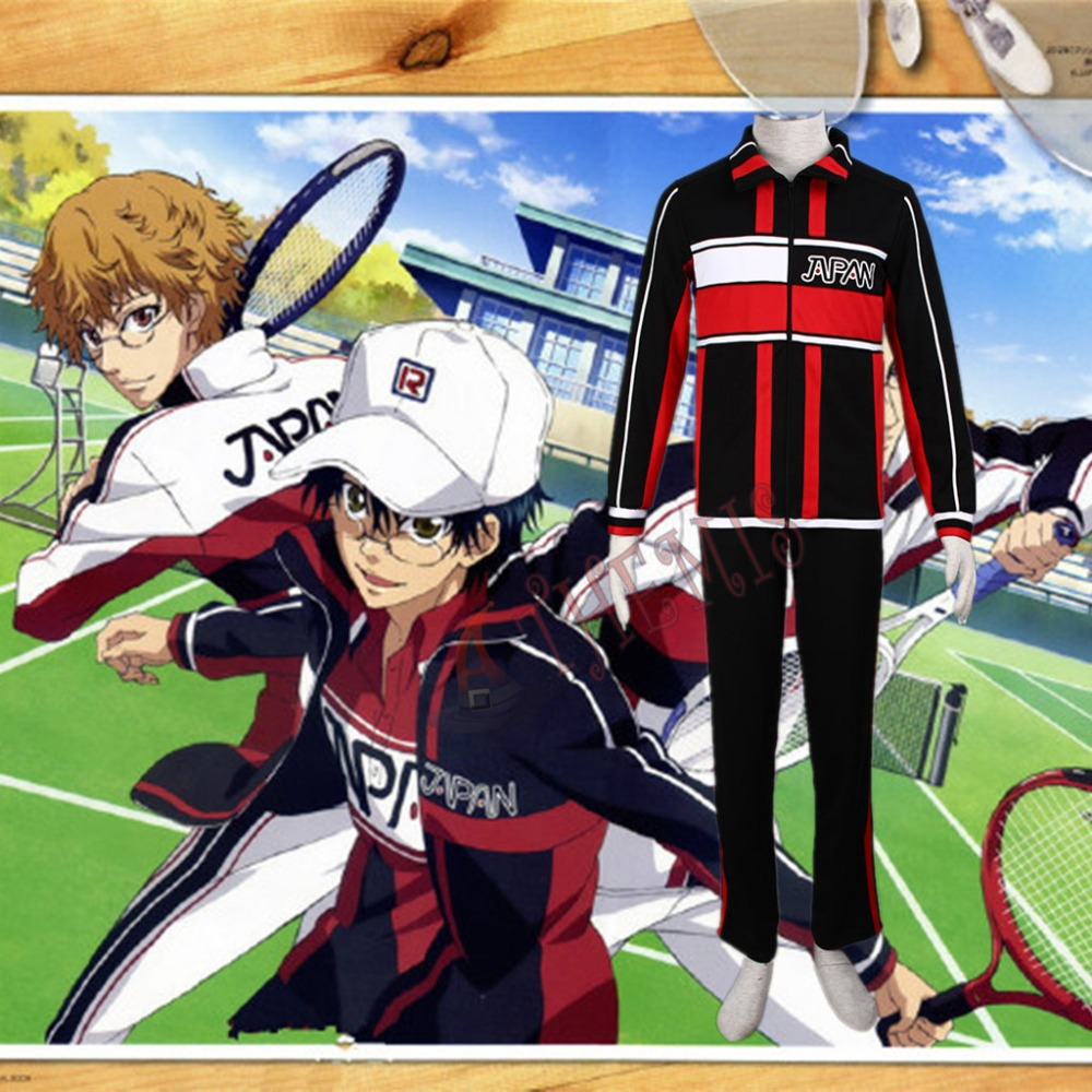 Athemis 2014 Sport Suit The Prince Of Tennis New Cosplay