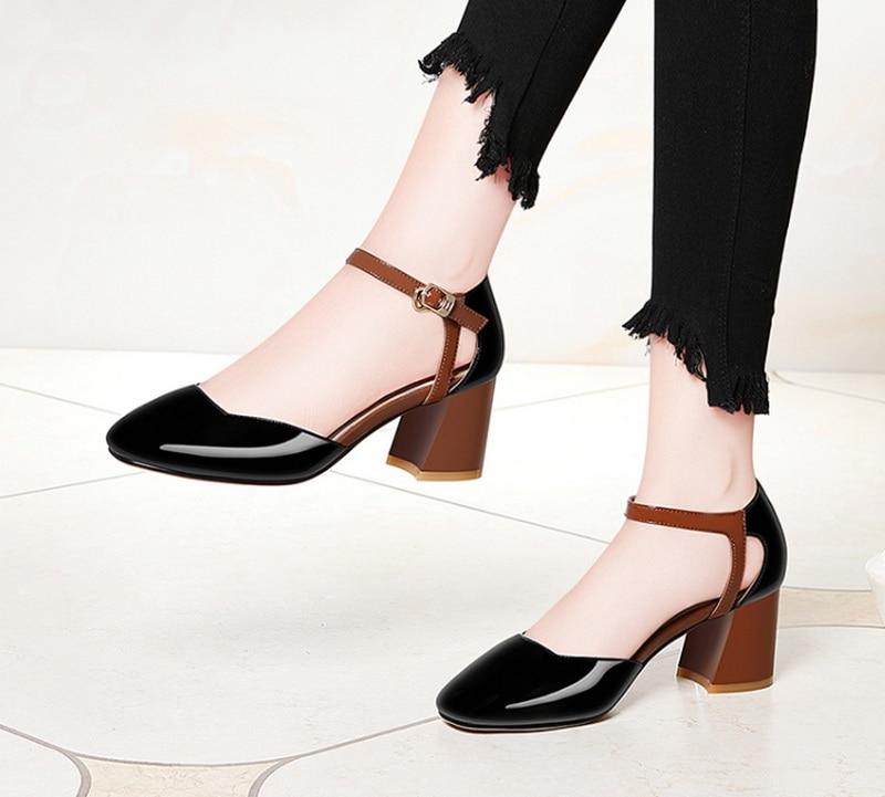 Nuove donne Alla Moda stivali 6 centimetri per tallone-in Stivaletti da Scarpe su  Gruppo 1