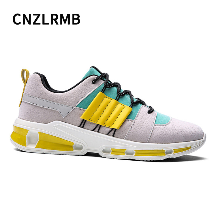 Men Shoes Designer Brand New Trend Running Mens Sneakers Breathable Shoes Eva Athletic Sapatos Mens Sport Runing Shoes