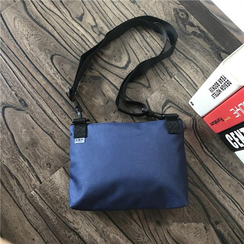Places Faces Bags Men Women 3m Reflective Hip Hop Pillow Kanye West Streetwear Crossbody Canvas Waist Pillow Brand Packs Bag