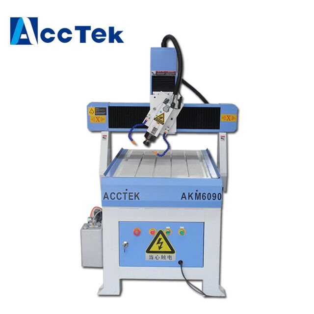 Alibaba Best Seller Mini Kit Cnc Router Wood Machinery Wood Guitar Engraving Cnc Router Machine 6090 With 4 Axis Wood Routers
