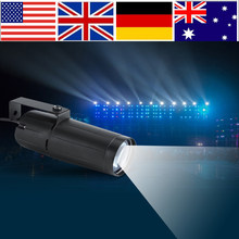 YOSOO Professional 3W LED Beam Spotlight Stage Disco Pub Party Light Effect Pinspot Lights Dj Light Led Disco Laser Quality(China)