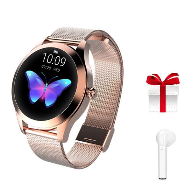 Smart sport watch outdoor women sports smartwatch health fitness tacker with heart rate monitor sleep monitor