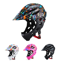 2019 Children Riding Helmets Bike Bicycle Cycling Skating Protection Safety Helmet LED Taillights Kids Sport Helmets S 46 53cm