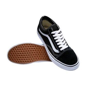 e031f8d067 Vans Old Skool Sneakers Low-top Trainers Unisex Men Women Sports ...