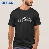 Different T Shirts Fitness Mustang Gt Pony Heavy Black Tee Shirts Male No Buckle Brand Clothing