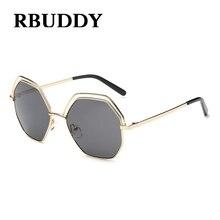 Rbuddy new llegada marca de lujo de gafas de sol las mujeres del diseñador de moda 2017 gafas de sol para mujer retro gafas de sol gafas feminino