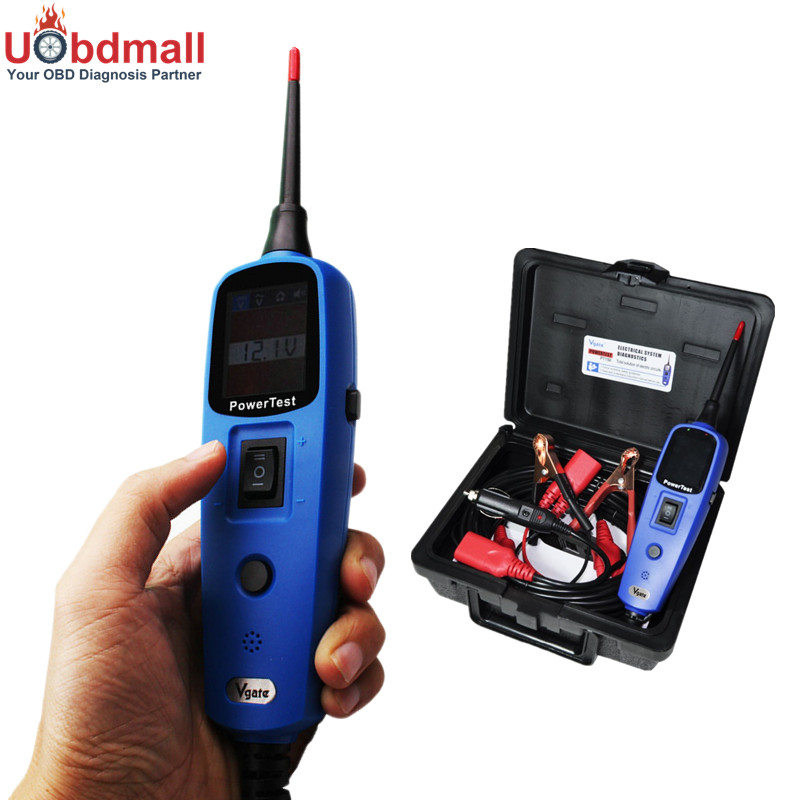 Prix pour D'origine vgate pt150 électronique circuit testeur puissance sonde outil de diagnostic mieux que yd208 ps100 vsp200 électrique système de balayage