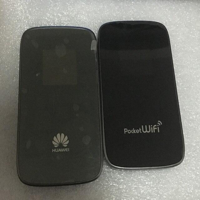 Разблокирована Оригинальный Huawei E589 LTE FDD 700/1700/1800/2100 МГц Беспроводной WI-FI Маршрутизатор 3 Г Точка 150 мбит PK E5372S 760 S