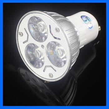 1 sztuk LED lampa gu5 3 E14 GU10 MR16 żarówki LED oświetlenie 220V 230V 110V 12V ściemniania punktowe reflektory LED ciepły biały zimny biały LED typu downlight tanie i dobre opinie THEBSE Ciepły biały (2700-3500 k) 1 w wysokiej mocy Salon 220v 12v W kształcie litery u 80000 Other Żarówki led Spotlight żarówki