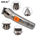 7 IN 1 Rechargeable Hair Trimmer Professional Hair Clipper for Men Electric Shaver Razor Nose Beard Trimmer Hair Cutting Machine