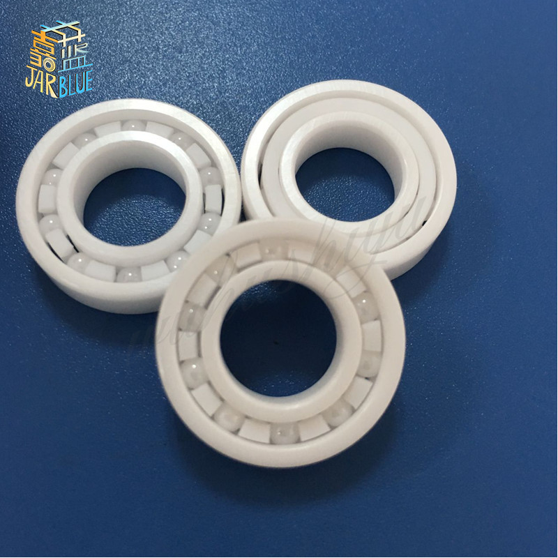 Free shipping 6200 6201 6202 6203 6204 6205 6206 6207 6208 6209 6210 full ZrO2 ceramic ball bearing zirconia bearing maple guitar neck for electric guitar neck rosewood fingerboard 22 fret white dots acurated heel