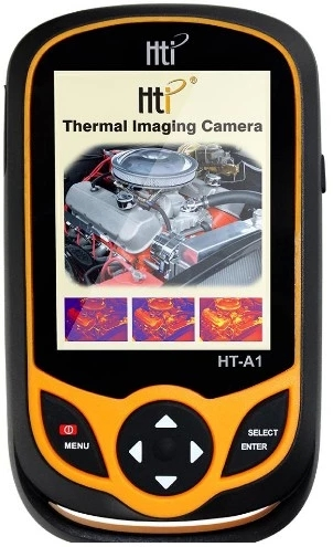 2018 New design 220 160 resolution cheapest HT A1 phone type mini thermal camera