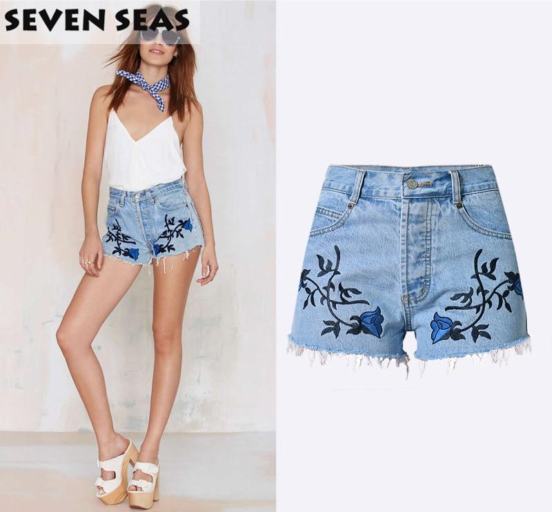 Popular Cutoff Jean Shorts-Buy Cheap Cutoff Jean Shorts lots from ...