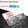 Оригинальный БОЛЬШОЙ БРЕНД Высокого Качества Полный хранения карты памяти micro sd card 8 Г 16 Г 32 Г 64 ГБ 128 Г Карта Micro Sd TF карты