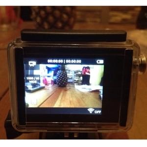 Image 4 - ملحقات Anordsem شاشة عرض LCD Bacpac لـ Go pro Hero 3 +/4 شاشة خارجية لكاميرا Gopro Hero 3 الرياضية