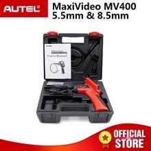 Макси-видео мотеля MV400 5,5 мм цифровой видеоскоп с 8,5 мм Диаметр imager головы инспекции камеры мВ 400 многоцелевой Видеоскоп