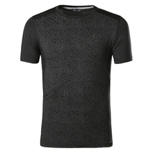 New Arrival 2016 Men Summer Designer T Shirt Casual Quick Dry Slim Fit running Sport shirts Tops & Tees Size S M L XL LSL185