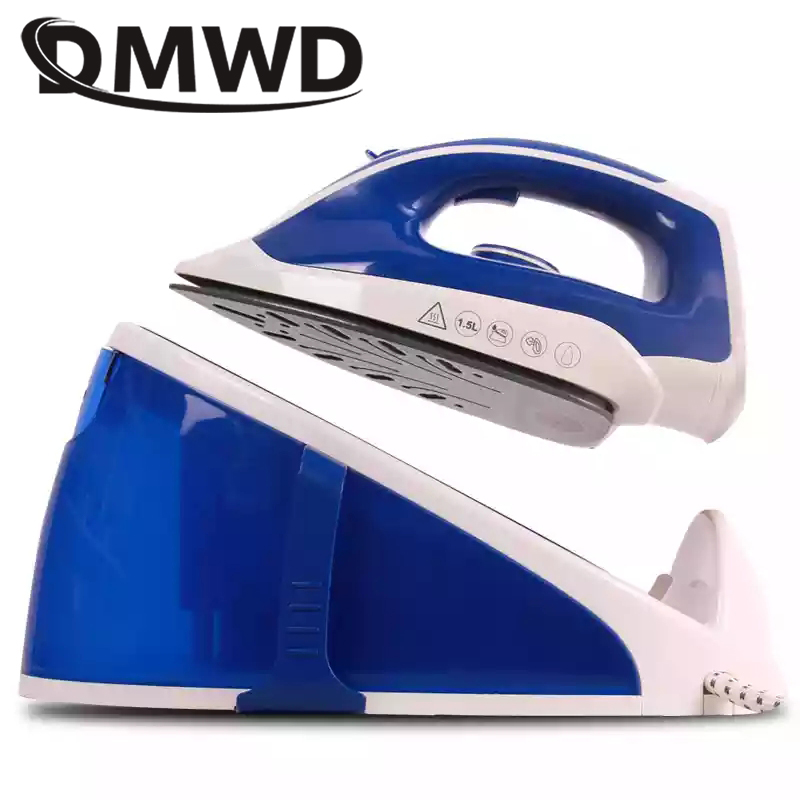 Household industrial dry cleaners pressure steam iron large steam boiler ironing machine Clothes Selfcleaning Burst of Steam