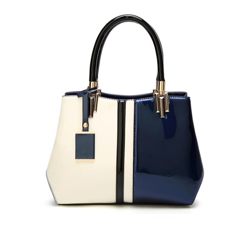 New Fashion Women Bag Patent Leather Handbags Brand Designer Cross Body Messenger Shoulder Bags for Ladies Bolsa Feminina A0359 dc cnc machine spindle brushless 400w air cooled spindle motor switching power supply motor driver 55mm clamp er11 cnc parts