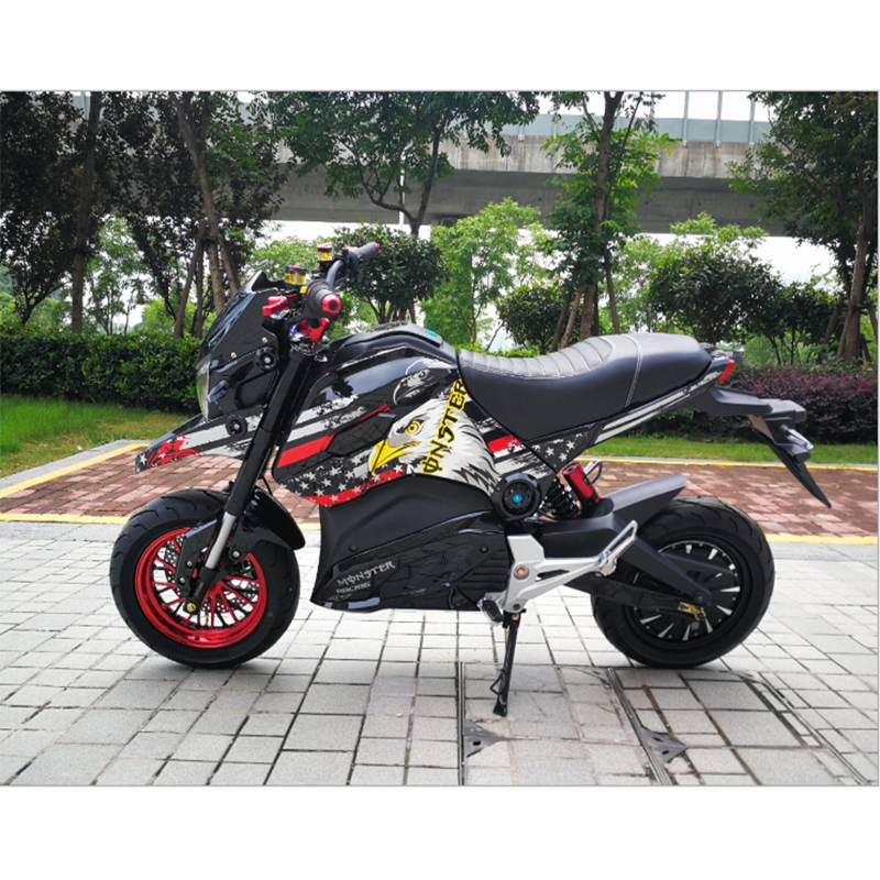 Motorcycle ault electric bike  citycoco electric scooter 60km 2000W lithium battery 72V20A electric motorcycles e bike