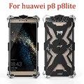 Броня металл телефон чехол для huawei p8 p8 lite случае оригинал Саймон ТОР IRONMAN защитная крышка для huawei p8 случае fundas