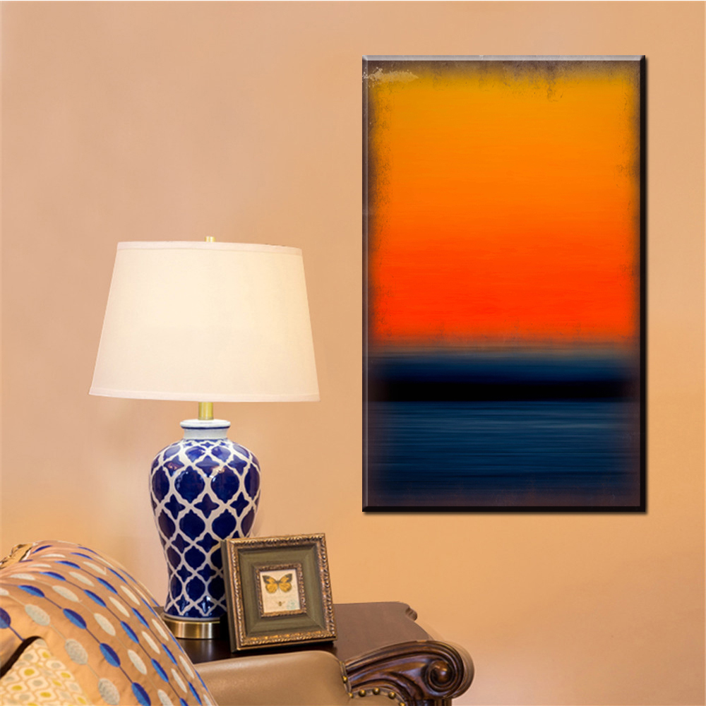 xdr309 mark rothko classical still life oil painting living room canvas modern pictures for art no