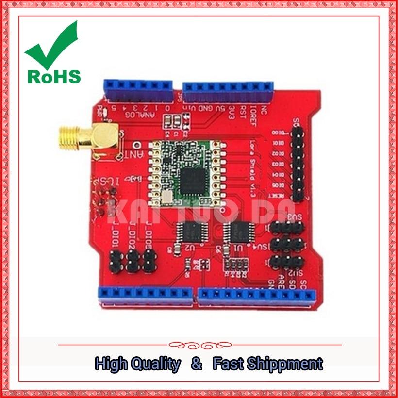 Panneau de module de bouclier 433/868/915 MHz 433 M 868 M 915 M 433 MHZ/868 MHZ/915 MHZ