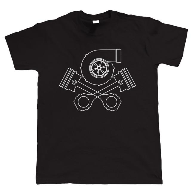2017 New Fashion Turbo Skull Mens T-shirts Short Sleeve Tshirt Cotton t shirts Man Clothing Free Shipping
