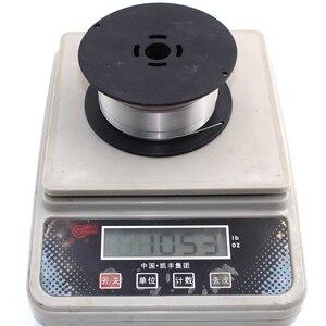 Image 5 - Аксессуары для сварочных аппаратов MIG MAG, 1 кг, 0,8 мм/1,0 мм/1,2 мм, нержавеющая сталь, сварочная проволока MIG/стандартная