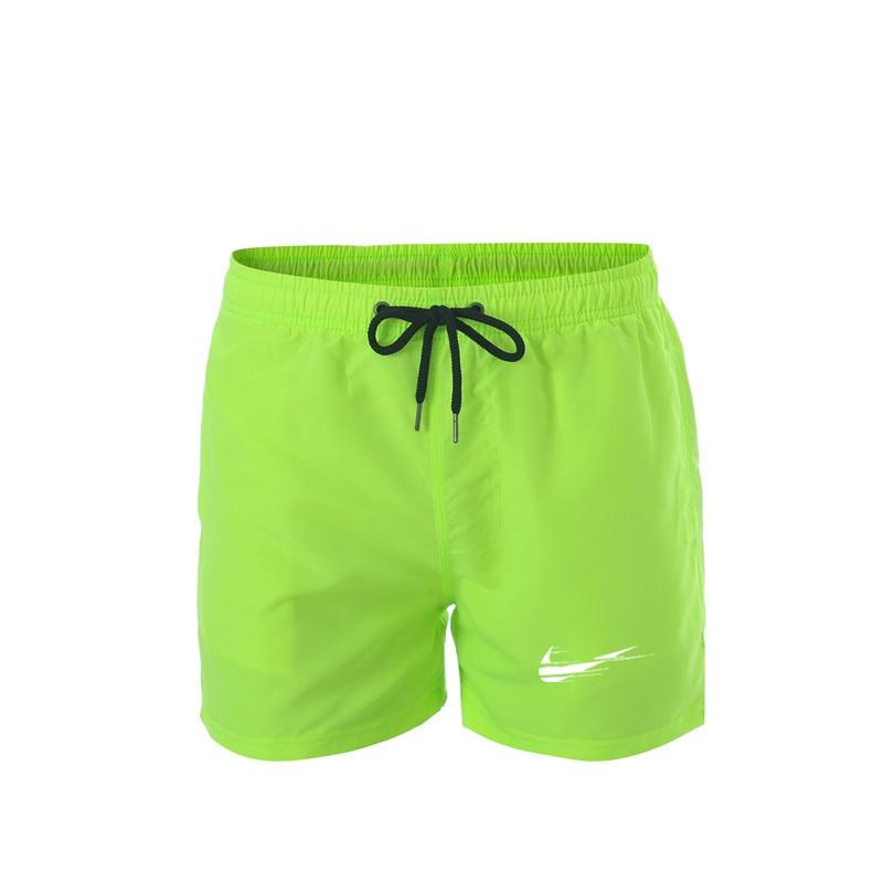 Appoi Pants Womens Swim Shorts Elastic Waist Print Beach Shorts Quick Dry Swimming Trunks with Drawstring